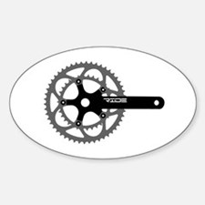 ride.png Sticker (Oval 10 pk)