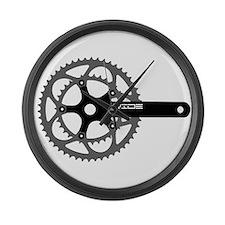 ride.png Large Wall Clock