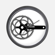 ride.png Wall Clock