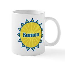 Ramon Sunburst Small Mug