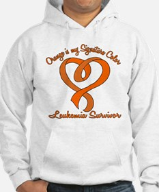 Orange Signature Color.png Hoodie
