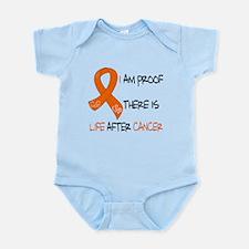 i orange life.png Infant Bodysuit