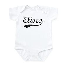 Vintage: Eliseo Infant Bodysuit