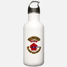 Army - 5th RCT - w Korean Svc Water Bottle