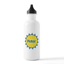 Peter Sunburst Water Bottle