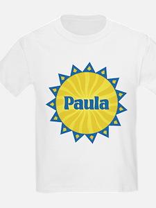 Paula Sunburst T-Shirt