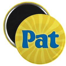 Pat Sunburst Magnet