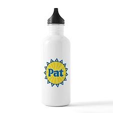 Pat Sunburst Water Bottle