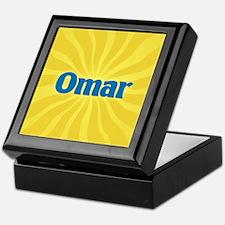 Omar Sunburst Keepsake Box