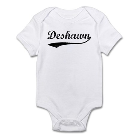 Vintage: Deshawn Infant Bodysuit