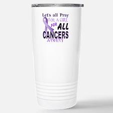 All Cancer Travel Mug