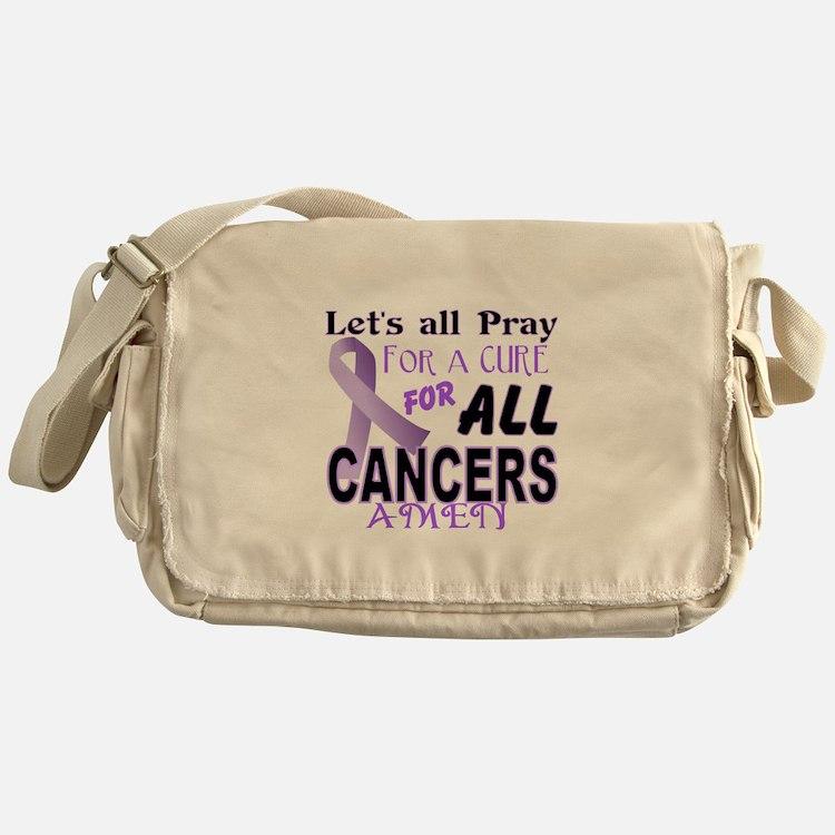 All Cancer Messenger Bag