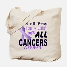 All Cancer Tote Bag