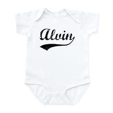 Vintage: Alvin Infant Bodysuit