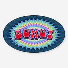 BONG! Decal