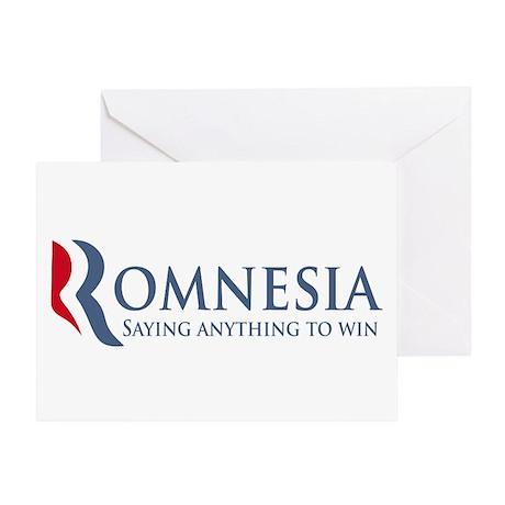 Romnesia Greeting Card