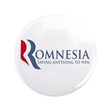 "Romnesia 3.5"" Button (100 pack)"