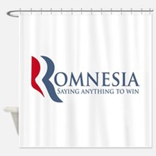 Romnesia Shower Curtain