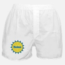 Nolan Sunburst Boxer Shorts