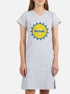 Nichole Sunburst Women's Nightshirt