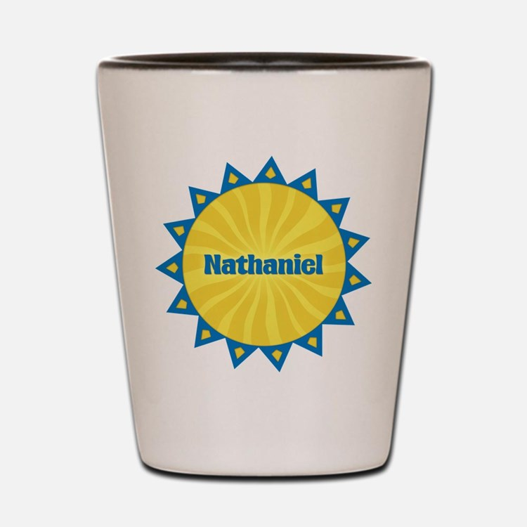 Nathaniel Sunburst Shot Glass