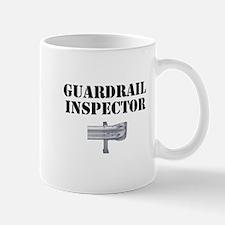 Guardrail Inspector Mug