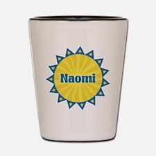 Naomi Sunburst Shot Glass