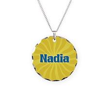 Nadia Sunburst Necklace