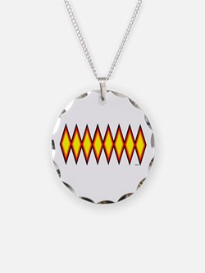 CREEK TRIBE Necklace Circle Charm