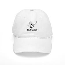 monster bass player Baseball Cap