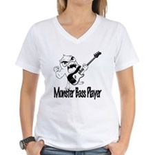 monster bass player Shirt