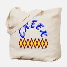 CREEK TRIBE Tote Bag