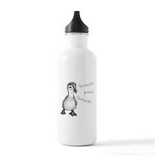 Duckling Quack, Baby Duck Water Bottle