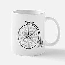 antique bikes Mug