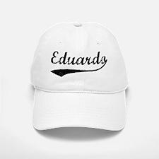 Vintage: Eduardo Baseball Baseball Cap