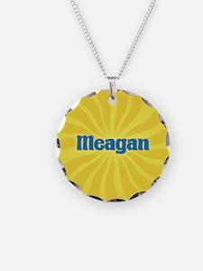Meagan Sunburst Necklace