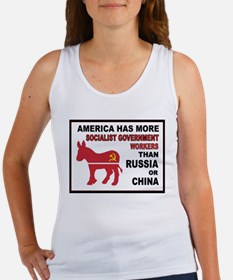 SOCIALISTS Women's Tank Top