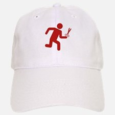 Rebel Baseball Baseball Cap
