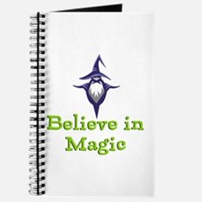 Castle Believe In Magic Journal