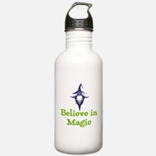Castle Believe In Magic Water Bottle