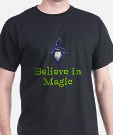 Castle Believe In Magic T-Shirt