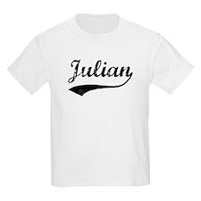 Vintage: Julian Kids T-Shirt