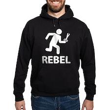 REBEL Hoody