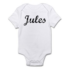 Vintage: Jules Infant Bodysuit