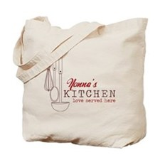 Nonna's Kitchen Tote Bag