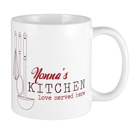 Nonna's Kitchen Mug
