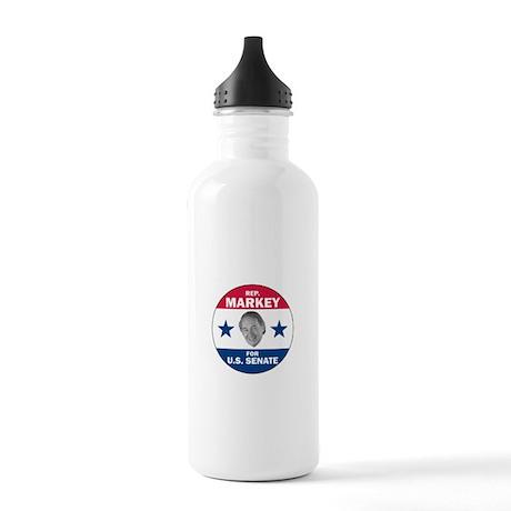 Edward Markey for Senate Stainless Water Bottle 1.