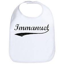 Vintage: Immanuel Bib