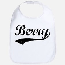 Vintage: Berry Bib