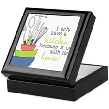 A Kitchen Keepsake Box